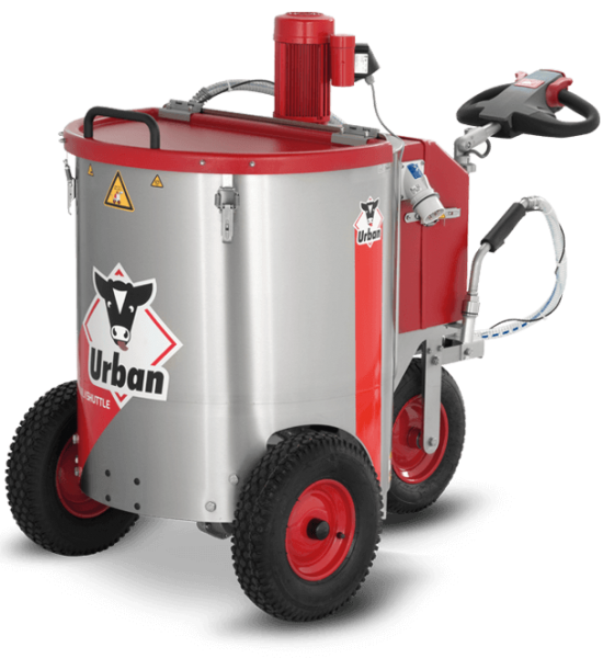 Urban Milk Shuttle - Automatic Calf Feeding